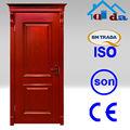 puerta de madera puerta de hierro de diseño