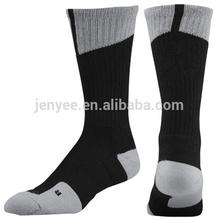 High terry heavy cushioned merino wool kids fancy socks
