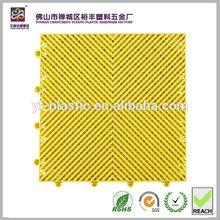 Durable UV protected plastic pp mat floor