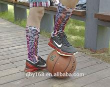 Unique basketball sock design photo printed socks men