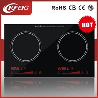 Best selling dual induction round new home appliances 2014