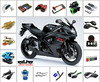 wholesale high performance racing motorcycle parts and accessories china manufacturer with OEM serive and one-stop solution