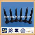 c1022 la cabeza de corneta de fosfato negro los tornillos del drywall