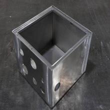 Customer Design Sheet Metal Box Fabrication