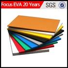 hot sale cheap eva foam sheet/custom thickness eva sheet