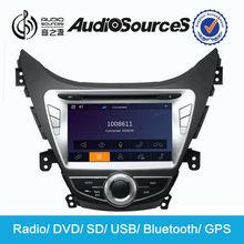 car dvd for hyundai elantra car accessory GPS navigation with radio SD USB bluetooth RDS 3G TV