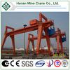 Rail Mounted Double Girder/Beam Container Gantry Crane