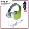 custom logo professional stereo earbud headphones factory
