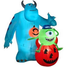 best quality inflatable halloween decoration with led for sale