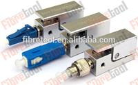 Square Bare Fiber Adapter used for 900 um buffer fiber