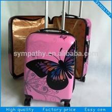 custom trolley luggage kids travel luggage