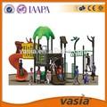 Bosque de plástico utilizados al aire libre de diapositivas para los niños( 14- año de experiencia)