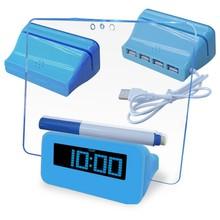 XD-688 small digital cheap alarm decoration clock