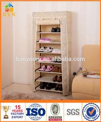 BYN portable shoe rack homemade shoe cabinet standing shoe racks DQ-1215