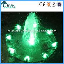 guangzhou supplier house decoration romantic garden fountain resin