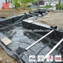 waterproof geomembrane garden liner shrimp farm for sale