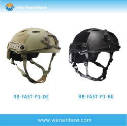 New Style German Camouflage Steel Motorcycle Military helmet