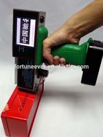 china inkjet coding and stamping machine for plastic bag printer
