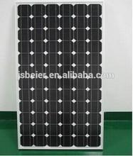 115W Monocrystalline Solar Panel Module From China Manufacturer