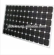 175W Monocrystalline Solar Panel Module From China Manufacturer