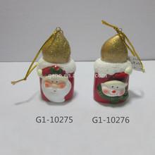 2014 Brand New Christmas Supply Christmas Type Christmas Tree Hanging Decoration for Sale