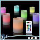 Hot sale Color Changing Ivory Led Candle Lights