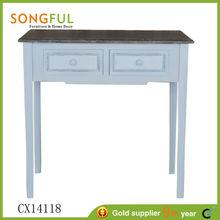 2014 antique wooden dressing table design