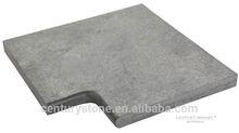 40x40/30x3cm sandblasted bluestone coping