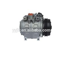 portable ac 12v mini car air compressor,10P30C compressor 7pk for Toyota universal car ac compressor sanden with high quality