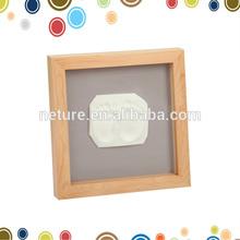 Best selling baby keepsake gift desktop frame kit