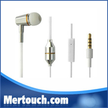 Air Tube Headsets for Cell Phone Radiation Protection Headsets detached mic Anti-radiation earphones