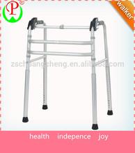 Aluminium alloy folding Elderly Walker for Disable and Elderly