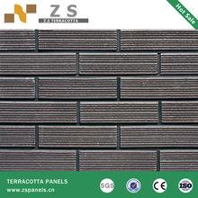 Splite tile, decorative brick wall tile, Grey tile