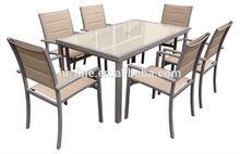 Alu. Gaden Furniture Outdoor Furniture Set