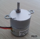 25mm PM Geared Stepper Motor