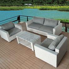 Wicker Garden Furniture Sets/ PE Wicker Sofa Sets for Outdoor