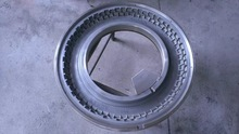 Size 3.25-18 Motorcycle Tubeless Tyre Rubber Mould
