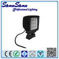 9-60v 3600lm toyota hiace 45w accesorios de luz led de trabajo ss-3002
