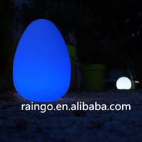 Rechargeable LED Magic Egg Light