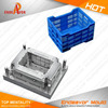 Factory directly sales quality assurance design and processing beer and fruit crate plastic injection mold