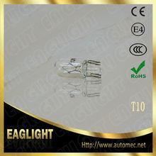 Emark T10 W2.1*9.5d 12V W5W bulbs for indicator light dashboard light