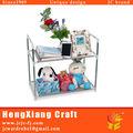 venta caliente de acero estanterías de almacenamiento de garaje organizador estante de metal