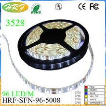 LED strip light SMD3528 High lumen 96led/m 5M 480 LED strip luminaire IP22 IP 65 IP66 IP68