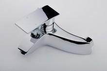 Wall Mounted Tap Mixer Wall Faucet Factory Price Dual Handle Bathtub Faucet,Water Sanitary Ware