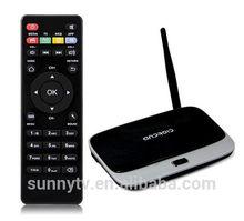 CS918 Quad Core Android 4.2 TV Box Remote Control RK3188 Cortex A9 2GB/8GB XBMC Loaded