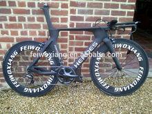TT Bicycle Frame,Carbon TT Bicycle, Carbon Time Trial Bike Frame
