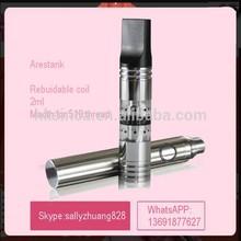 Top quality e cigarette Vision Atomizer,e-cig atomizer with Blowout preventer best ego e-cigarette atomizer