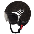 ECE 22.05 open face helmets,motorcycle helmet jet helmet,demi helmet