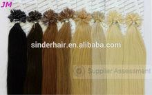 Factory wholesale remy human hair prebonding hair extension itip/utip/vtip/flat tip/nano tip hair products