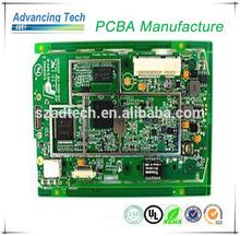 electronic control led pcb assembly, led lamp pcb assembly service